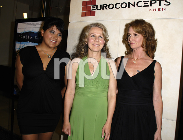 """""""Frozen River"""" (Premiere)Misty Upham, Courtney Hunt, Melissa Leo 07-22-2008 / The Pacific Design Center / West Hollywood, CA / Sony Pictures Classics / Photo by Andrew Howick - Image 23575_0010"""