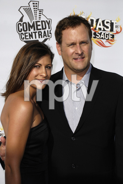 """""""Comedy Central Roast of Bob Saget""""Melissa Bring, Dave Coulier08-03-2008 / Warner Brothers Studio Lot / Photo by Andrew Howick - Image 23585_0003"""