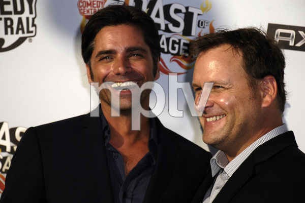 """Comedy Central Roast of Bob Saget""John Stamos, Dave Coulier08-03-2008 / Warner Brothers Studio Lot / Photo by Andrew Howick - Image 23585_0028"