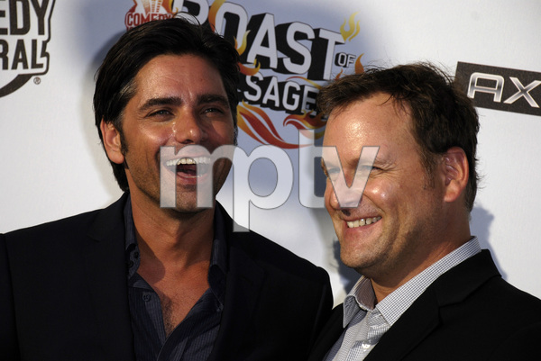 """""""Comedy Central Roast of Bob Saget""""John Stamos, Dave Coulier08-03-2008 / Warner Brothers Studio Lot / Photo by Andrew Howick - Image 23585_0029"""