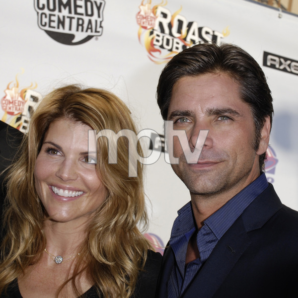 """""""Comedy Central Roast of Bob Saget""""Lori Loughlin, John Stamos08-03-2008 / Warner Brothers Studio Lot / Photo by Andrew Howick - Image 23585_0031"""