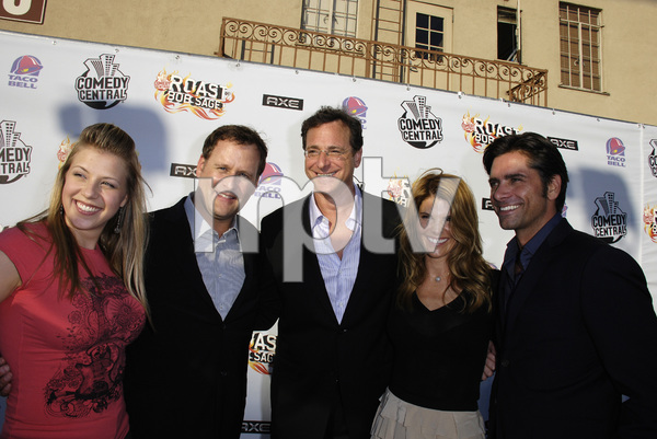 """Comedy Central Roast of Bob Saget""Jodie Sweetin, Dave Coulier, Bob Saget, Lori Loughlin, John Stamos08-03-2008 / Warner Brothers Studio Lot / Photo by Andrew Howick - Image 23585_0033"
