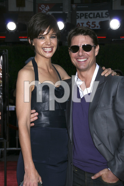 """Tropic Thunder"" PremiereKatie Holmes, Tom Cruise 8-11-2008 / Mann Village Theater / Los Angeles, CA / Dreamworks / Photo by Max Rodeo - Image 23587_0009"
