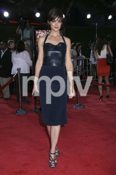 """Tropic Thunder"" PremiereKatie Holmes8-11-2008 / Mann Village Theater / Los Angeles, CA / Dreamworks / Photo by Max Rodeo - Image 23587_0027"