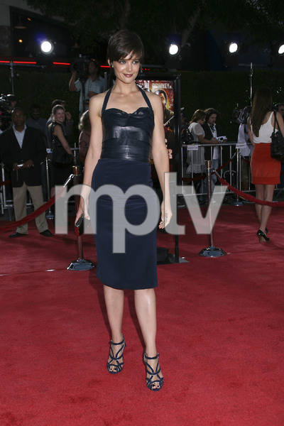 """""""Tropic Thunder"""" PremiereKatie Holmes8-11-2008 / Mann Village Theater / Los Angeles, CA / Dreamworks / Photo by Max Rodeo - Image 23587_0029"""