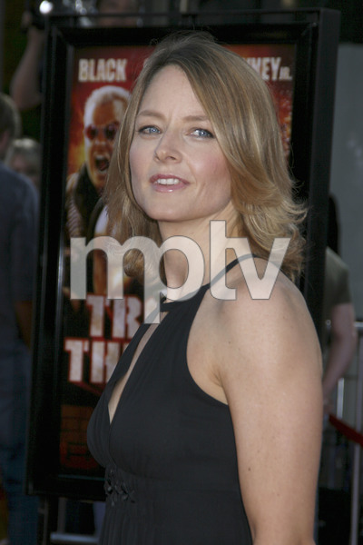 """""""Tropic Thunder"""" Premiere Jodie Foster 8-11-2008 / Mann Village Theater / Los Angeles, CA / Dreamworks / Photo by Max Rodeo - Image 23587_0047"""
