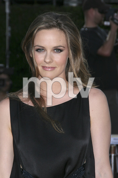 """Tropic Thunder"" Premiere Alicia Silverstone 8-11-2008 / Mann Village Theater / Los Angeles, CA / Dreamworks / Photo by Max Rodeo - Image 23587_0050"