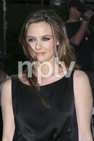 """Tropic Thunder"" Premiere Alicia Silverstone 8-11-2008 / Mann Village Theater / Los Angeles, CA / Dreamworks / Photo by Max Rodeo - Image 23587_0051"