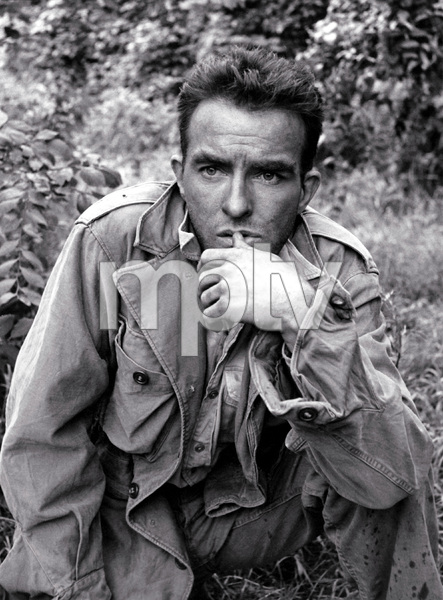 """The Young Lions""Montgomery Clift1957 20th Century Fox © 1978 Leo Fuchs - Image 23697_0003"