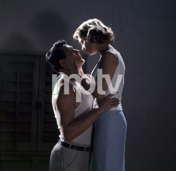 """The Spiral Road""Rock Hudson, Gena Rowlands1961 Universal Pictures © 1978 Leo Fuchs - Image 23700_0002"