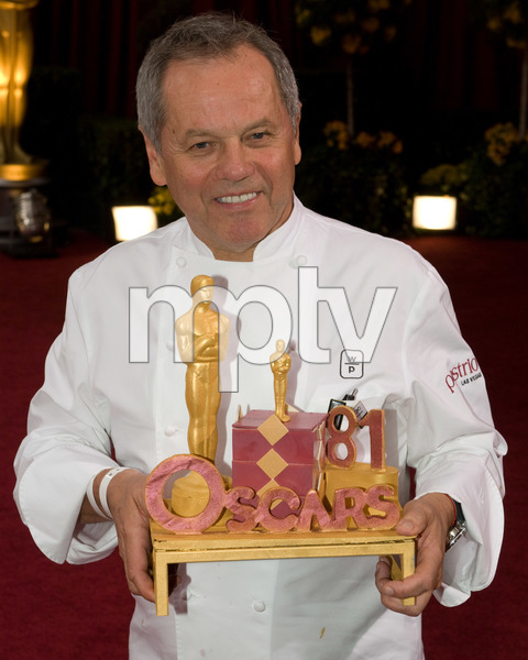 """The 81st Annual Academy Awards"" (Arrivals)Wolfgang Puck02-22-2009Photo by Bryan Crowe © 2009 A.M.P.A.S. - Image 23704_0032"