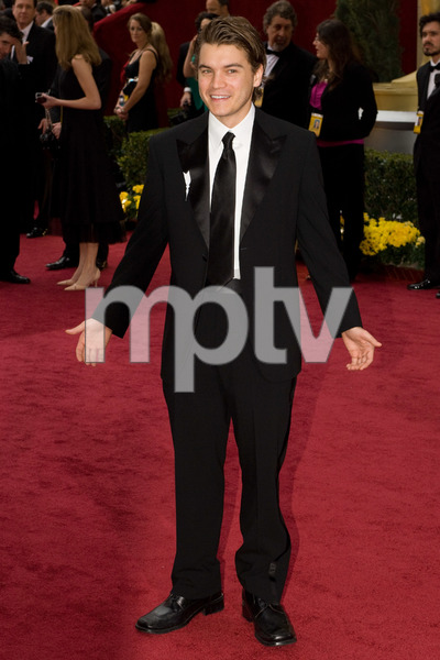 """The 81st Annual Academy Awards"" (Arrivals)Emile Hirsch02-22-2009Photo by Bryan Crowe © 2009 A.M.P.A.S. - Image 23704_0033"