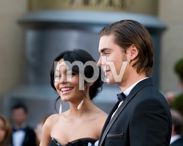 """The 81st Annual Academy Awards"" (Arrivals)Vanessa Hudgens, Zac Efron02-22-2009Photo by Jon Didier © 2009 A.M.P.A.S. - Image 23704_0051"