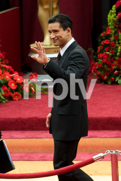 """""""The 81st Annual Academy Awards"""" (Arrivals)Mario Lopez02-22-2009Photo by Erik Ovanespour © 2009 A.M.P.A.S. - Image 23704_0058"""