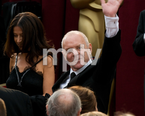 """""""The 81st Annual Academy Awards"""" (Arrivals)Anthony Hopkins02-22-2009Photo by Erik Ovanespour © 2009 A.M.P.A.S. - Image 23704_0064"""