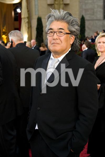 """The 81st Annual Academy Awards"" (Arrivals)Steven Okazaki02-22-2009Photo by Jon Didier © 2009 A.M.P.A.S. - Image 23704_0076"