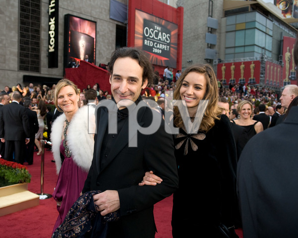 """The 81st Annual Academy Awards"" (Arrivals)Alexandre Desplat02-22-2009Photo by Jon Didier © 2009 A.M.P.A.S. - Image 23704_0078"