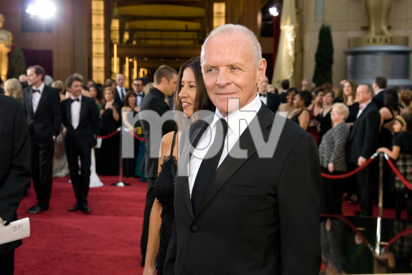"""""""The 81st Annual Academy Awards"""" (Arrivals)Anthony Hopkins02-22-2009Photo by Jon Didier © 2009 A.M.P.A.S. - Image 23704_0081"""