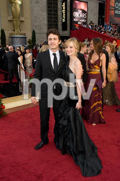 """""""The 81st Annual Academy Awards"""" (Arrivals)James Franco, Ahna O"""