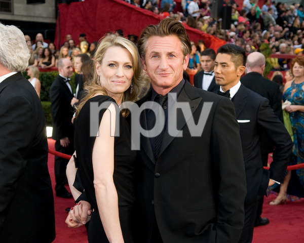 """The 81st Annual Academy Awards"" (Arrivals)Robin Wright Penn, Sean Penn02-22-2009Photo by Jon Didier © 2009 A.M.P.A.S. - Image 23704_0087"