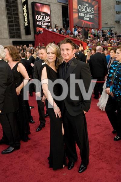 """The 81st Annual Academy Awards"" (Arrivals)Robin Wright Penn, Sean Penn02-22-2009Photo by Jon Didier © 2009 A.M.P.A.S. - Image 23704_0088"