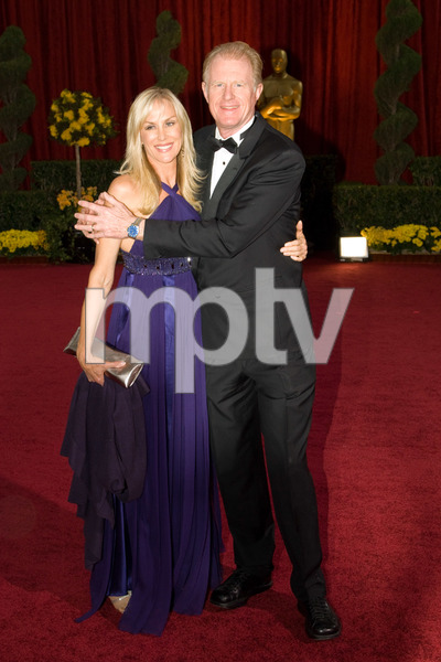 """The 81st Annual Academy Awards"" (Arrivals)Ed Begley Jr., Rachelle Carson02-22-2009Photo by Bryan Crowe © 2009 A.M.P.A.S. - Image 23704_0093"