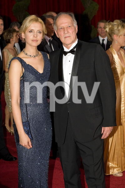 """""""The 81st Annual Academy Awards"""" (Arrivals)Werner Herzog02-22-2009Photo by Bryan Crowe © 2009 A.M.P.A.S. - Image 23704_0102"""