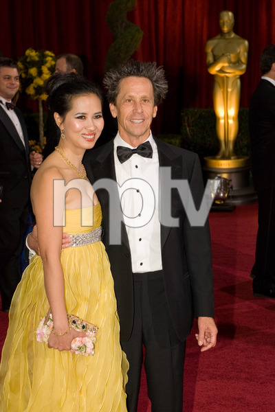 """""""The 81st Annual Academy Awards"""" (Arrivals)Brian Grazer, Chau-Giang Thi Nguyen02-22-2009Photo by Bryan Crowe © 2009 A.M.P.A.S.  - Image 23704_0105"""