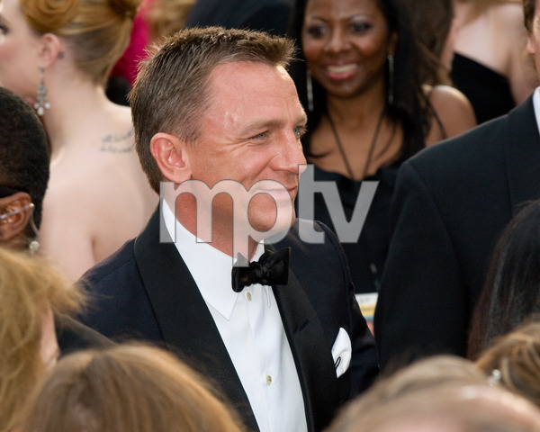 """The 81st Annual Academy Awards"" (Arrivals)Daniel Craig02-22-2009Photo by Erik Ovanespour © 2009 A.M.P.A.S. - Image 23704_0110"