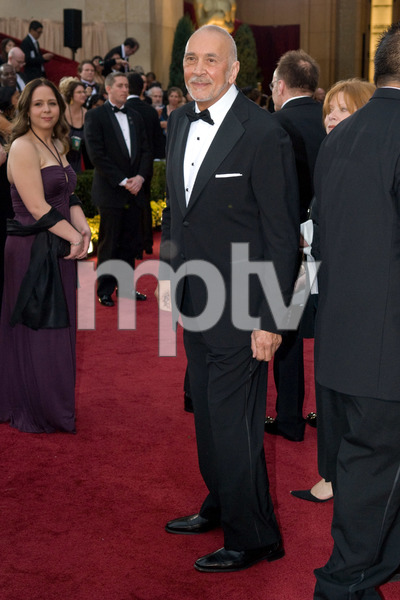 """""""The 81st Annual Academy Awards"""" (Arrivals)Frank Langella02-22-2009Photo by Jon Didier © 2009 A.M.P.A.S. - Image 23704_0123"""
