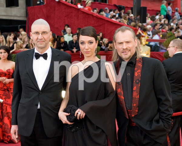 """""""The 81st Annual Academy Awards"""" (Arrivals)Mathias Forberg, Ursula Strauss, Johannes Krisch02-22-2009Photo by Jon Didier © 2009 A.M.P.A.S. - Image 23704_0128"""