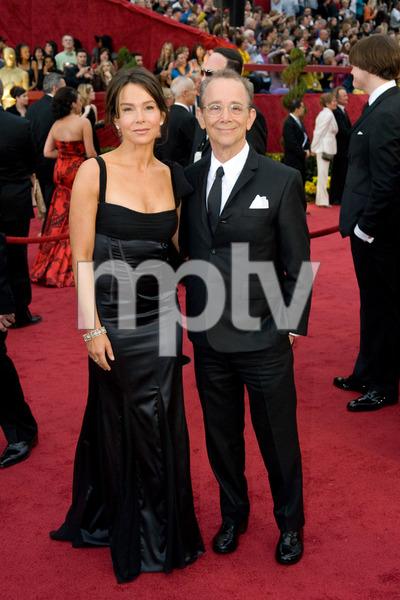 """The 81st Annual Academy Awards"" (Arrivals)Jennifer Grey, Joel Grey02-22-2009Photo by Jon Didier © 2009 A.M.P.A.S. - Image 23704_0130"
