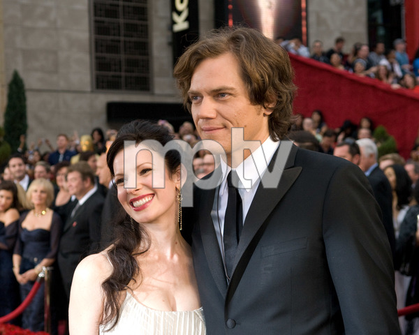 """The 81st Annual Academy Awards"" (Arrivals)Kate Arrington, Michael Shannon02-22-2009Photo by Jon Didier © 2009 A.M.P.A.S. - Image 23704_0145"