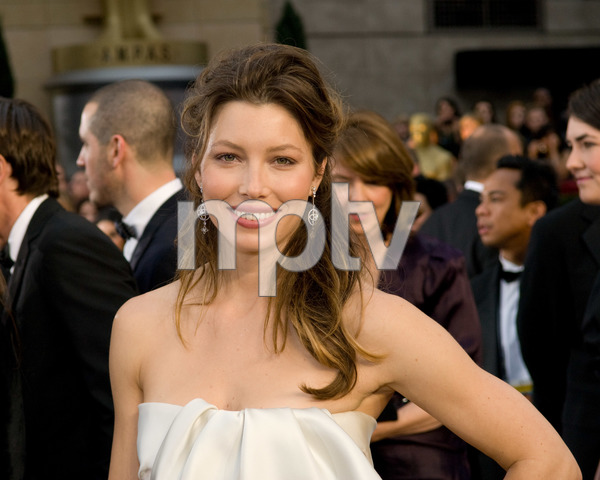 """""""The 81st Annual Academy Awards"""" (Arrivals)Jessica Biel02-22-2009Photo by Jon Didier © 2009 A.M.P.A.S. - Image 23704_0153"""