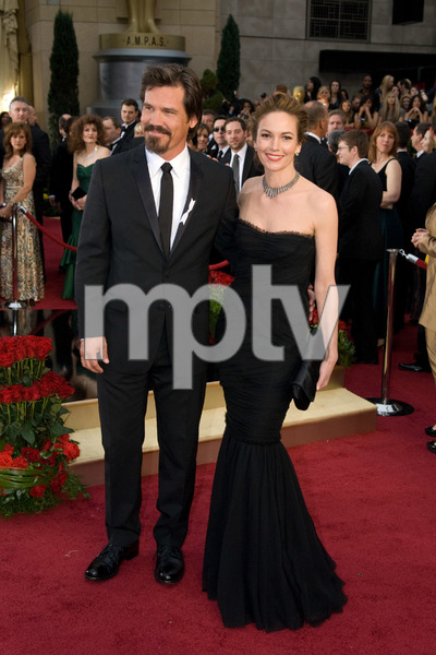 """""""The 81st Annual Academy Awards"""" (Arrivals)Josh Brolin, Diane Lane02-22-2009Photo by Jon Didier © 2009 A.M.P.A.S. - Image 23704_0156"""