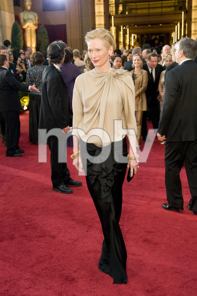 """The 81st Annual Academy Awards"" (Arrivals)Tilda Swinton02-22-2009Photo by Jon Didier © 2009 A.M.P.A.S. - Image 23704_0162"