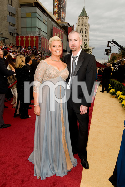 """The 81st Annual Academy Awards"" (Arrivals)Thomas Floutz, Jeanne Taylor02-22-2009Photo by Darren Decker © 2009 A.M.P.A.S. - Image 23704_0164"