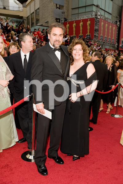 """""""The 81st Annual Academy Awards"""" (Arrivals)John Caglione Jr., Helen Caglione02-22-2009Photo by Darren Decker © 2009 A.M.P.A.S. - Image 23704_0165"""