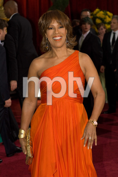 """""""The 81st Annual Academy Awards"""" (Arrivals)Gayle King02-22-2009Photo by Bryan Crowe © 2009 A.M.P.A.S. - Image 23704_0212"""