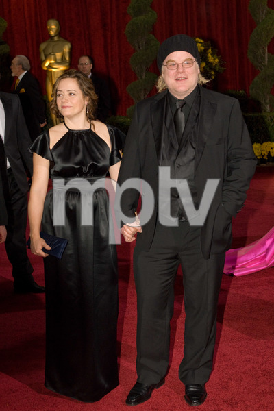 """""""The 81st Annual Academy Awards"""" (Arrivals)Philip Seymour Hoffman02-22-2009Photo by Bryan Crowe © 2009 A.M.P.A.S. - Image 23704_0222"""