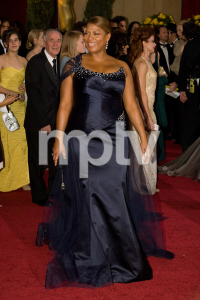 """""""The 81st Annual Academy Awards"""" (Arrivals)Queen Latifah02-22-2009Photo by Bryan Crowe © 2009 A.M.P.A.S. - Image 23704_0228"""