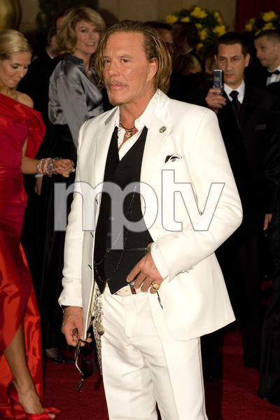 """""""The 81st Annual Academy Awards"""" (Arrivals)Mickey Rourke02-22-2009Photo by Bryan Crowe © 2009 A.M.P.A.S. - Image 23704_0238"""