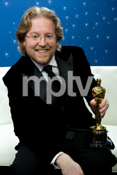 """The 81st Annual Academy Awards"" (Backstage)Andrew Stanton02-22-2009Photo by Todd Wawrychuk © 2009 A.M.P.A.S. - Image 23704_0263"