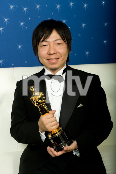 """The 81st Annual Academy Awards"" (Backstage)Kunio Kato02-22-2009Photo by Todd Wawrychuk © 2009 A.M.P.A.S. - Image 23704_0266"
