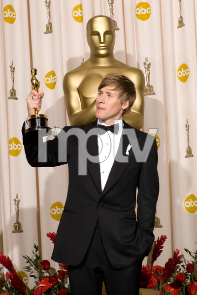 """""""The 81st Annual Academy Awards"""" (Press Room)Dustin Lance Black02-22-2009Photo by Bryan Crowe © 2009 A.M.P.A.S. - Image 23704_0287"""