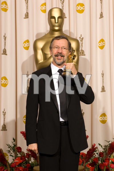 """The 81st Annual Academy Awards"" (Press Room)Ed Catmull02-22-2009Photo by Bryan Crowe © 2009 A.M.P.A.S. - Image 23704_0314"