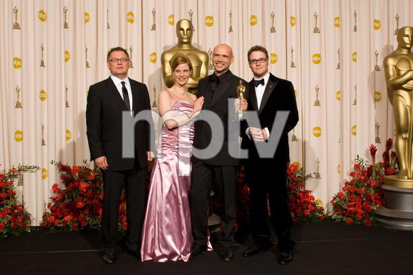 """The 81st Annual Academy Awards"" (Press Room)Jochen Alexander Freydank02-22-2009Photo by Bryan Crowe © 2009 A.M.P.A.S. - Image 23704_0315"