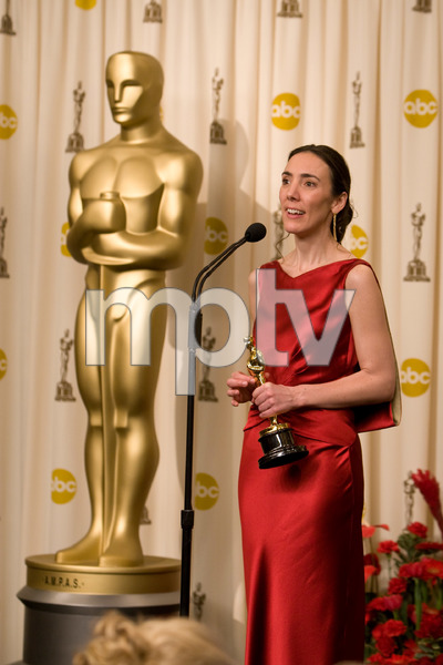 """""""The 81st Annual Academy Awards"""" (Press Room)Megan Mylan02-22-2009Photo by Richard Salyer © 2009 A.M.P.A.S. - Image 23704_0329"""