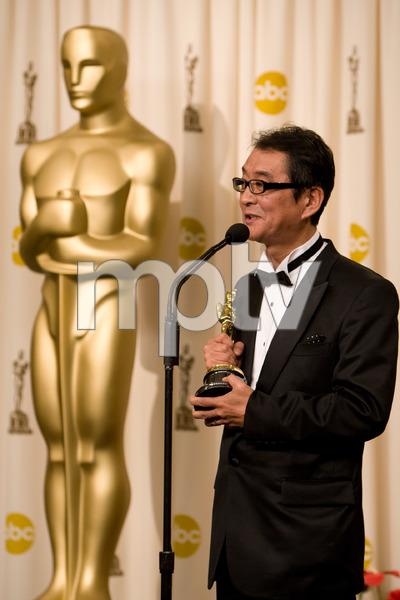 """The 81st Annual Academy Awards"" (Press Room)Yojiro Takita02-22-2009Photo by Richard Salyer © 2009 A.M.P.A.S. - Image 23704_0337"