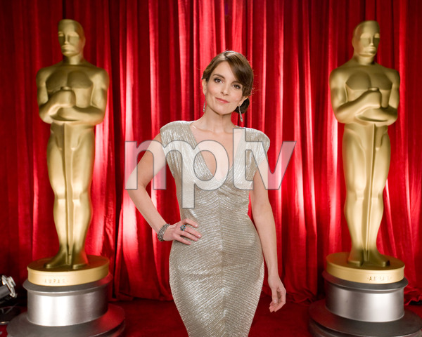 """""""The 81st Annual Academy Awards"""" (Backstage)Tina Fey02-22-2009Photo by Michael Yada © 2009 A.M.P.A.S. - Image 23704_0344"""